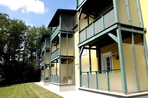 Südburgenland: Großzügige Ferienapartments (68-81m²) mit Balkon und Carport in ruhiger, zentraler Lage! Erstbezug!