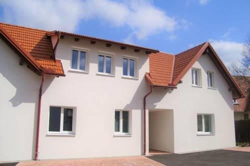 Neuwertige Maisonette-Mietwohnung (80m²) mit Gartenanteil im Zentrum von Fürstenfeld!
