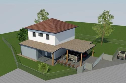 Provisionsfrei: Geräumiges Einfamilienhaus (94m²) in zentraler Lage in Fürstenfeld!