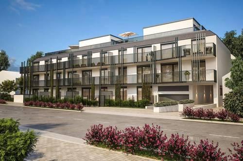 Neubauprojekt! 2-Zimmer-Wohnung mit Südbalkon - PROVISIONSFREI - Anleger-Eignung!