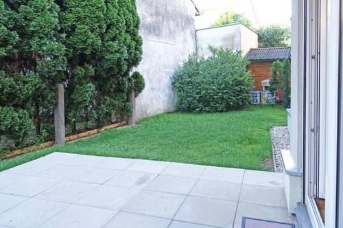 Renovierte 2-Zimmer-Gartenwohnung in Zentrumslage