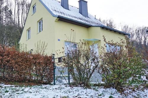 Attraktives Einfamilienhaus in zentrumsnaher Siedlungslage