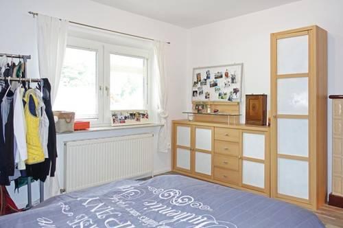 Südwestlich ausgerichtete 2-Zimmer-Miete mit Gartennutzung - WARMMIETE!