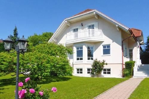 Uneinsehbare Villa in Südlage