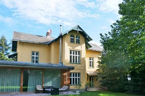 Altbau-Maisonette mit Terrasse in Grünlage Nähe Auhofcenter