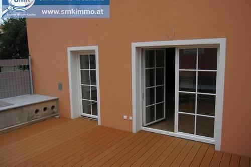 Moderne Wohnung mit Terrasse und Garage!