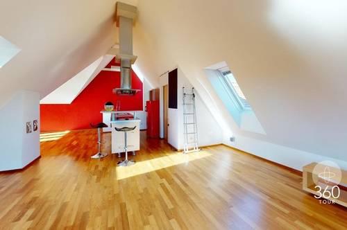 Moderne 4-Zimmer Maisonette-Wohnung Zentrum Hard