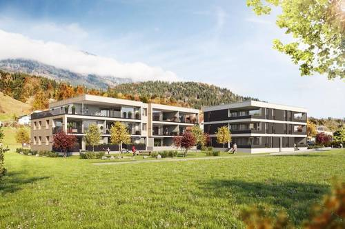 Coole 2-Zimmerwohnung in Bludesch