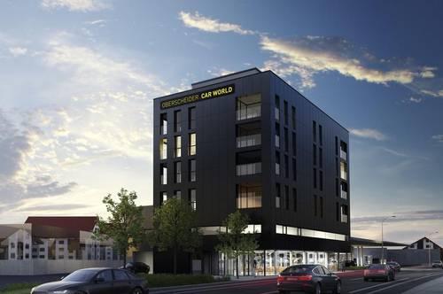 Neubau: Top 9 Attraktive 3-Zimmer-Wohnung in Lustenau