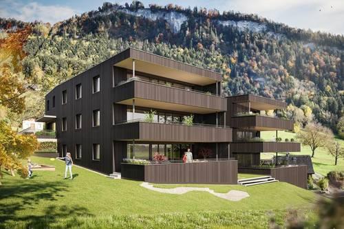 3-Zimmerwohnung mit herrlichem Ausblick in Götzis