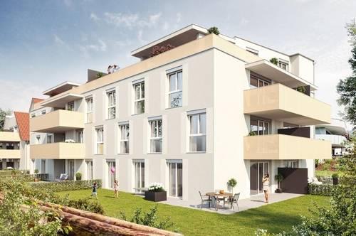 Zentrum Dornbirn<br />3-Zimmer-Wohnung<br />Erstbezug
