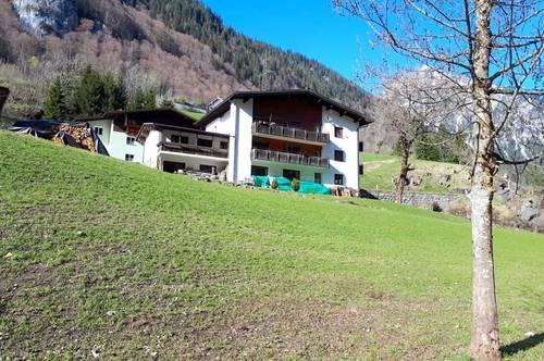 Stattliches Haus im Klostertal - mit 4 Wohnungen