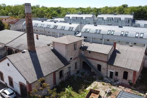 Maßgeschneidert Wohnen im Fabriks-Loft nahe dem Akademiepark
