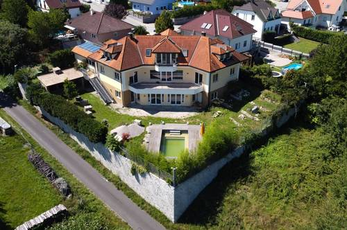 NOTVERKAUF! Schnäppchen-Traumvilla in 7203 Wiesen - nur ca. 30 Autominuten südlich von Baden entfernt