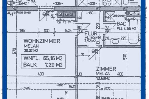 Mannswörth. Geförderte 2 Zimmer Wohnung | Balkon | Miete mit Kaufrecht.