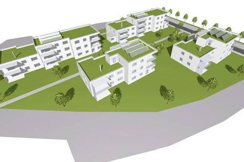 Purgstall. Geförderte 3-Zimmer Wohnung | Balkon | Miete mit Kaufrecht.
