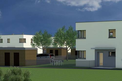 Großrust. Ab Sommer 2022 | Gefördertes RH | Garten | Terrasse | Miete mit Kaufoption.