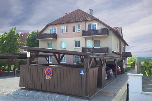 Pöchlarn. Geförderte 3 Zimmer Wohnung   Balkon   Miete mit Kaufrecht.