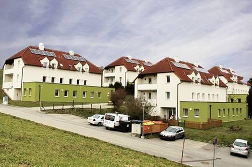Haag. Geförderte 3 Zimmer Mietwohnung | Terrasse.