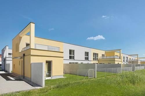 Neufurth. Geförderte 4 Zimmer Wohnung | Balkon | Miete mit Kaufrecht.
