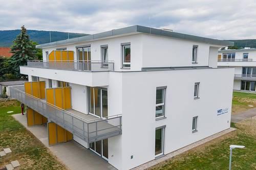 Würflach. Ab sofort   geförderte 3 Zimmer Wohnung   Balkon   Miete mit Kaufrecht.