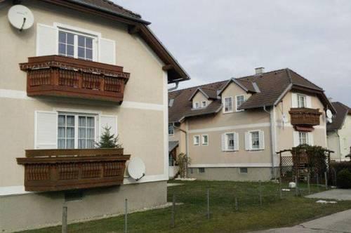 Alberndorf/Pulkau. 2 Zimmer Mietwohnung   Balkon.