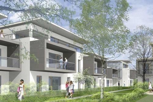 Muckendorf. Geförderte 3 Zimmer Wohnung | Loggia | Miete mit Kaufrecht.