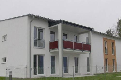 Viehdorf. Geförderte 3 Zimmer Wohnung | Garten | Terrasse | Miete mit Kaufrecht.
