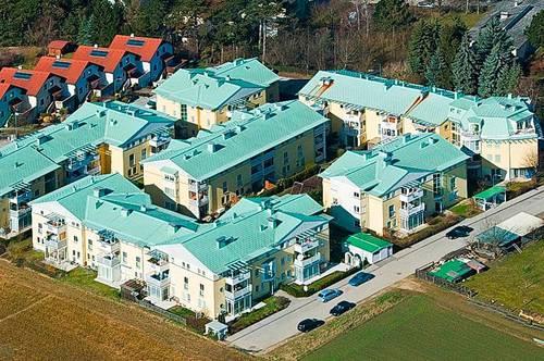 Melk. Ab Oktober: Geförderte 4 Zimmer Wohnung | Loggia | Miete mit Kaufrecht.