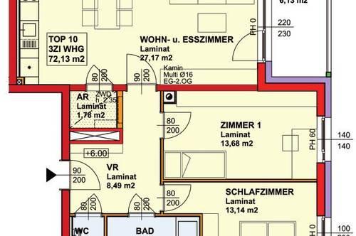 St. Pölten-Hart. Erstbezug ab sofort | Geförderte Wohnung | Miete mit Kaufrecht.