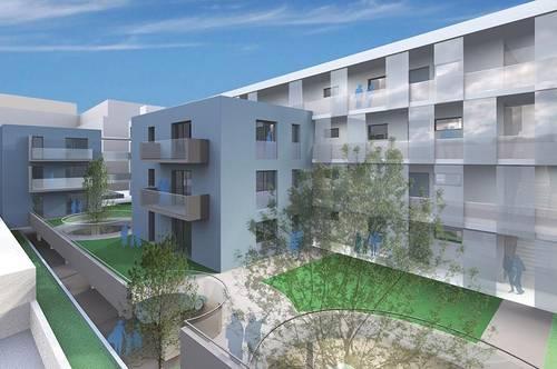 Amstetten. Erstbezug 2022 | Geförderte 3 Zimmer Wohnung | Miete mit Kaufrecht.