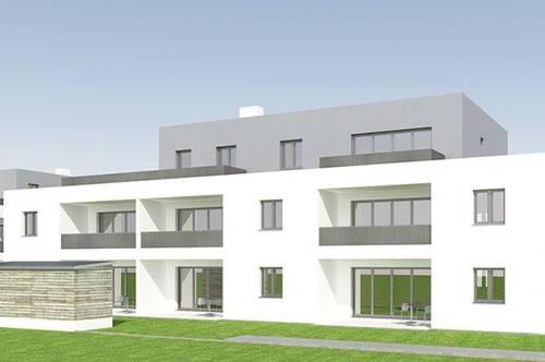 Asparn/Zaya. Geförderte 2 Zimmer Wohnung | Garten | Miete mit Kaufrecht.
