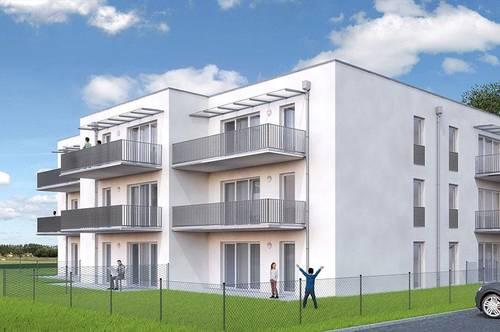Ober Grafendorf. Erstbezug ab Sommer 2021 | Geförderte Wohnung | Miete mit Kaufrecht.