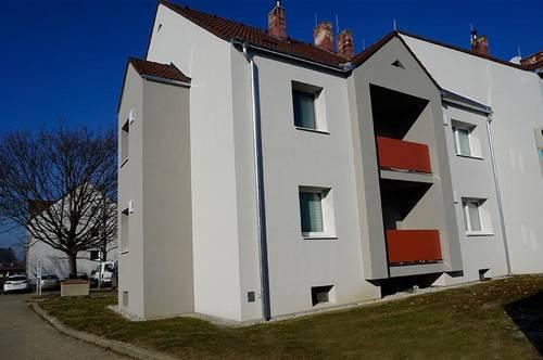 Ravelsbach. Generalsanierte Wohnung | 2 Zimmer | Loggia | Miete mit Kaufrecht.
