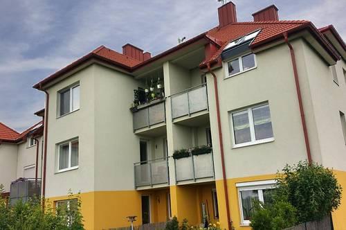 Prottes. Geförderte 3 Zimmer Wohnung | Balkon | Miete mit Kaufrecht.