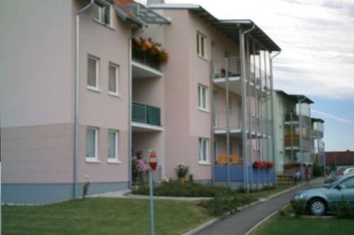 Aschbach-Markt. Geförderte 4 Zimmer Wohnung | Loggia | Miete mit Kaufrecht.