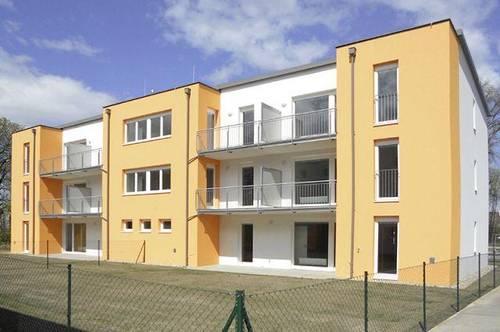 Mannersdorf-Wasenbruck. Geförderte 3 Zimmer Wohnung   Loggia   Miete mit Kaufrecht.