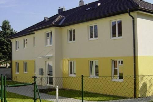 Yspertal. Geförderte 3 Zimmer Wohnung | Garten | Miete mit Kaufrecht.