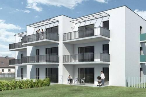 Ober-Grafendorf. Geförderte 3 Zimmer Wohnung | Balkon | Miete mit Kaufrecht.