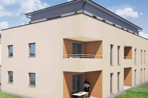 Guntersdorf. BEZUGSFERTIG | Neue, geförderte 3 Zimmer Wohnung | Balkon | Miete mit Kaufoption.