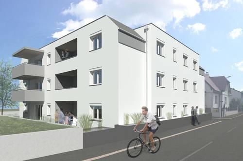 Zöbern. Erstbezug Sommer 2021 | Geförderte Mietwohnung | Garten.