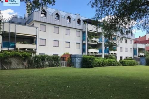 2 Zimmer, Terrasse, Garage und 4000m² Gemeinschaftsgarten, BARRIEREFREI