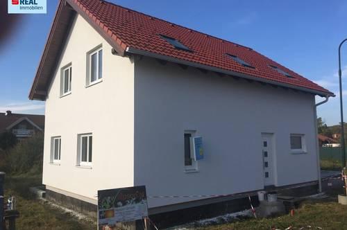 Idyllisches Mailberg - Einfamilienhaus in Fertigstellungsphase, ausgesprochene Ruhelage