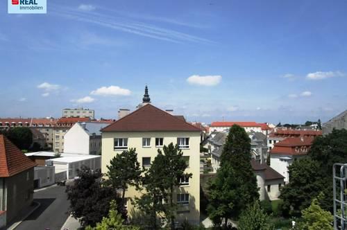 5-Zimmer-Wohnung mit Dachterrasse in zentraler Lage