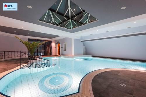 Exklusives Wohnen in bester Lage mit Outdoor Pool und einzigartigem Wellnessbereich!
