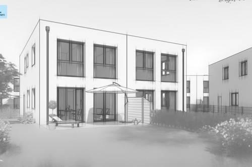 Neubauprojekt Baumgartner Straße - Doppelhaushälfte in top Qualität