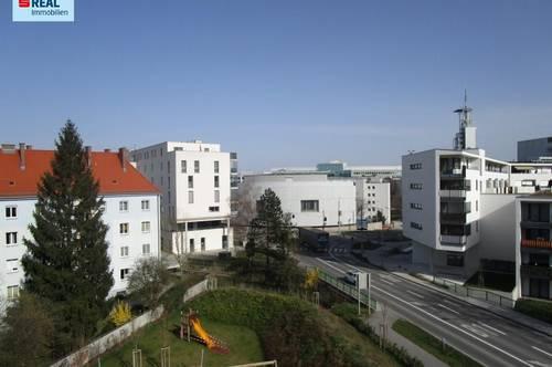 Dachterrassenwohnung in zentraler Lage