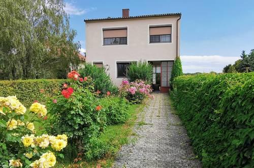 2424 Zurndorf, sehr gepflegtes Einfamilienhaus mit Keller und idealer Raumaufteilung!
