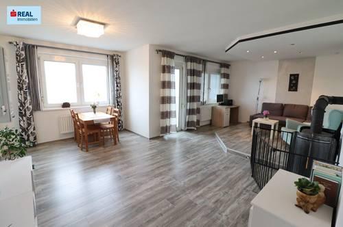 2460 Bruck/Leitha, schöne 3-Zimmer-Eigentumswohnung mit Loggia und Garage!