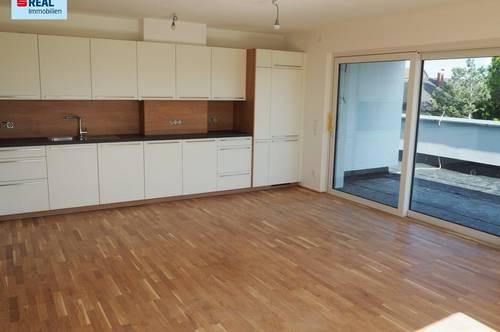 Neubau - Penthouse-Wohnung in Haag